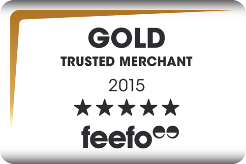 Gold Trusted Merchant 2015